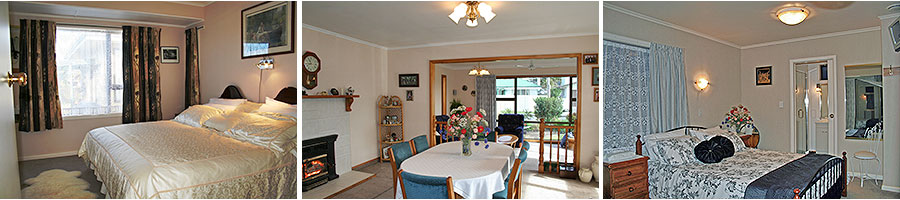 Napier Bed and Breakfast accommodation